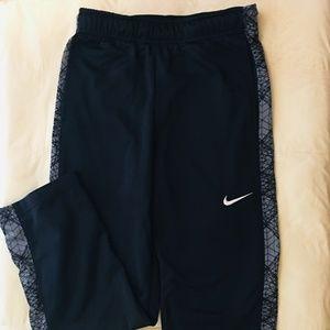 Nike Boys Therma-Fit Print Fleece Pants